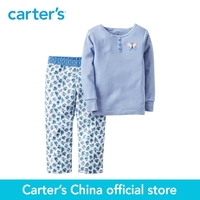 Carter S 2pcs Baby Children Kids Cotton Microfleece PJs 377G112 Sold By Carter S China Official