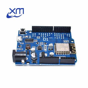 20PCS Smart Electronics ESP-12F D1 WiFi uno based ESP8266 shield Compatible IDE(lan) C72 - DISCOUNT ITEM  18% OFF All Category
