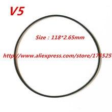 Freies verschiffen, Die automobil klimaanlage kompressor O-ring für V5 kompressor zylinder o-ring Kompressor dichtung