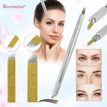 Tattoo-Kit Manual-Pen-Machine Beginner Practice-Set Microblading Makeup Eyebrow Semi-Permanent
