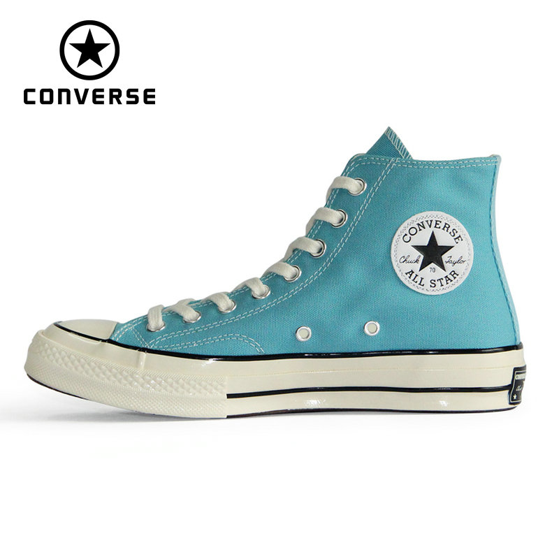 1970s Original Converse all star Vintage shoes Retro classic men and women unisex sneakers Skateboarding Shoes