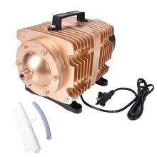 ACO 009E 145l/min 0.040mpa 160 w 거품 수족관 잉어 물고기 탱크 산소 hailea 전자기 공기 압축기 공기 펌프 ac 220 v