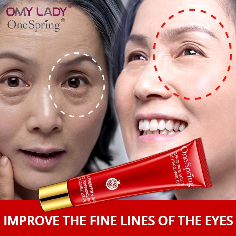 Spring Skin Care: OMY LADY ONE SPRING Eye Cream Anti Wrinkle Moisturizing