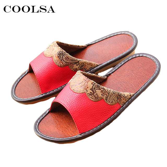 Women Pu Slippers Casual Flip Flops Shoes Clothes I would buy 83e913a4064b