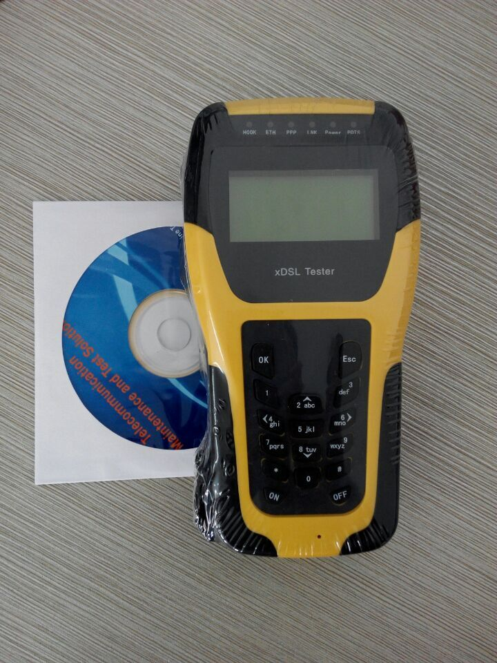 DHL LIBERA il Trasporto ST332B VDSL Tester per la prova in Linea xDSL e Strumenti di Manutenzione (ADSL/ADSL2/ADSL2 +/VDSL2/READSL)DHL LIBERA il Trasporto ST332B VDSL Tester per la prova in Linea xDSL e Strumenti di Manutenzione (ADSL/ADSL2/ADSL2 +/VDSL2/READSL)