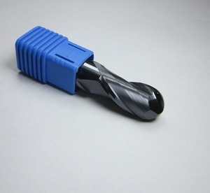 Image 5 - 1 adet HRC45 karbür topu burun frezeler CNC makinesi ballnose freze kesicisi çapı 1mm 4mm 6mm 10mm 16mm 20mm 45HRC ücretsiz kargo