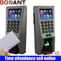 F18 Fingerprint Access Control ZKteco F18 Fingerprint Time Attendance Door controller With ID Card