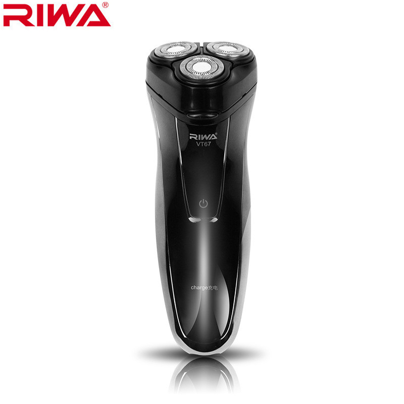 Riwa Electric shavers for men triple blade Rechargeable Bears