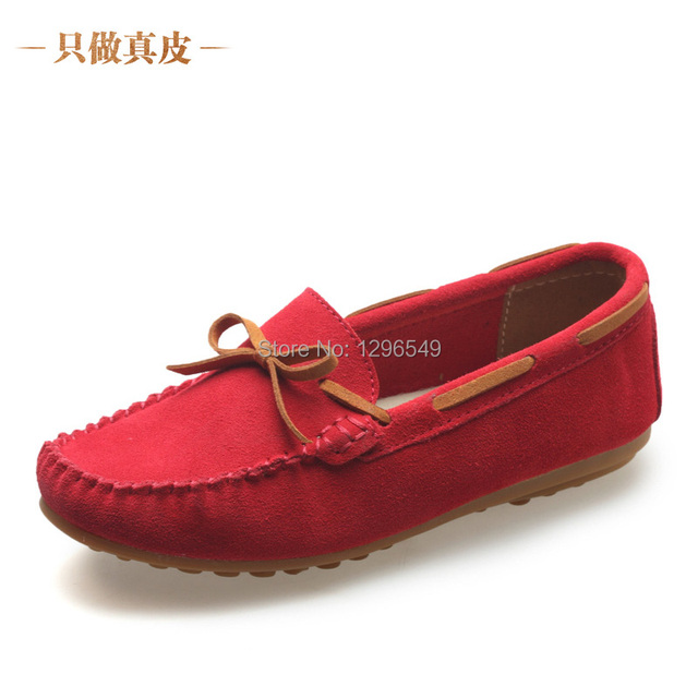 3da94bc58e1b New 2015 fashion women gommini shoes leather ladies loafers female  moccasins flat shoes women driving shoes