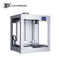 Big Size! JennyPrinter4 X340 Single or Dual Extruder Auto Level 3D Printer DIY KIT For Ultimaker 2 UM2+ Extended