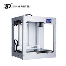 2019 Big Size! JennyPrinter4 X340 Single Or Dual Extruder Auto Level 3D Printer DIY KIT For Ultimaker 2 UM2+ Extended
