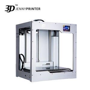 Big Size JennyPrinter4 X340 pojedyncza lub podwójna wytłaczarka automatyczna drukarka 3D montowana do Ultimaker 2 UM2 + rozszerzona