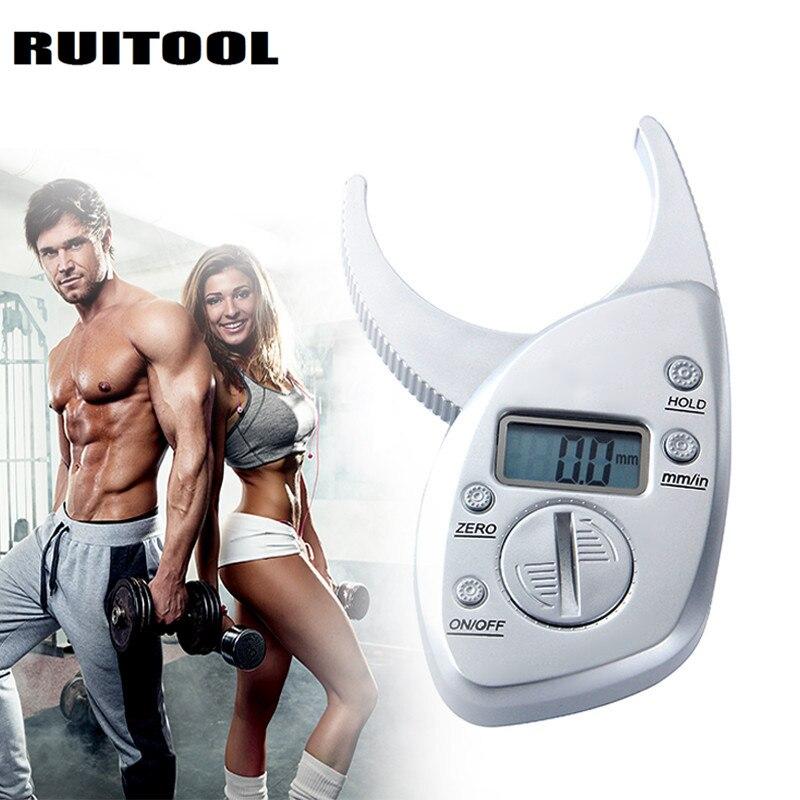 Ruitool цифровой суппорт 0-50 мм Мини Толщина Калибр электронный Средства ухода за кожей жира Инструменты измерения Инструменты