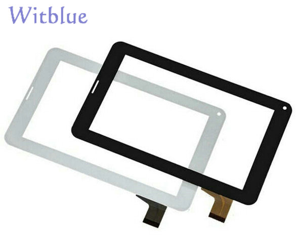New touch screen For 7 Orro A950 3G Tablet Touch panel Digitizer Glass Sensor Replacement with speaker hole Free Shipping new touch screen for 8 4good t800i wifi tablet touch panel digitizer glass sensor replacement with speaker hole free shipping
