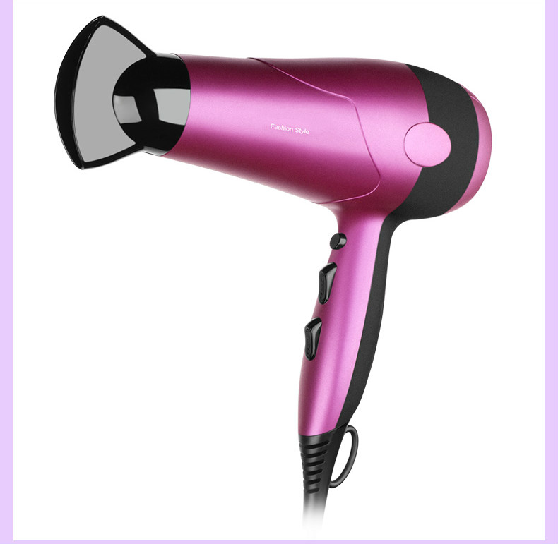Electric hair dryer home barber shop small power negative ion dormitory cold and hot wind special static sound does not hurt hai