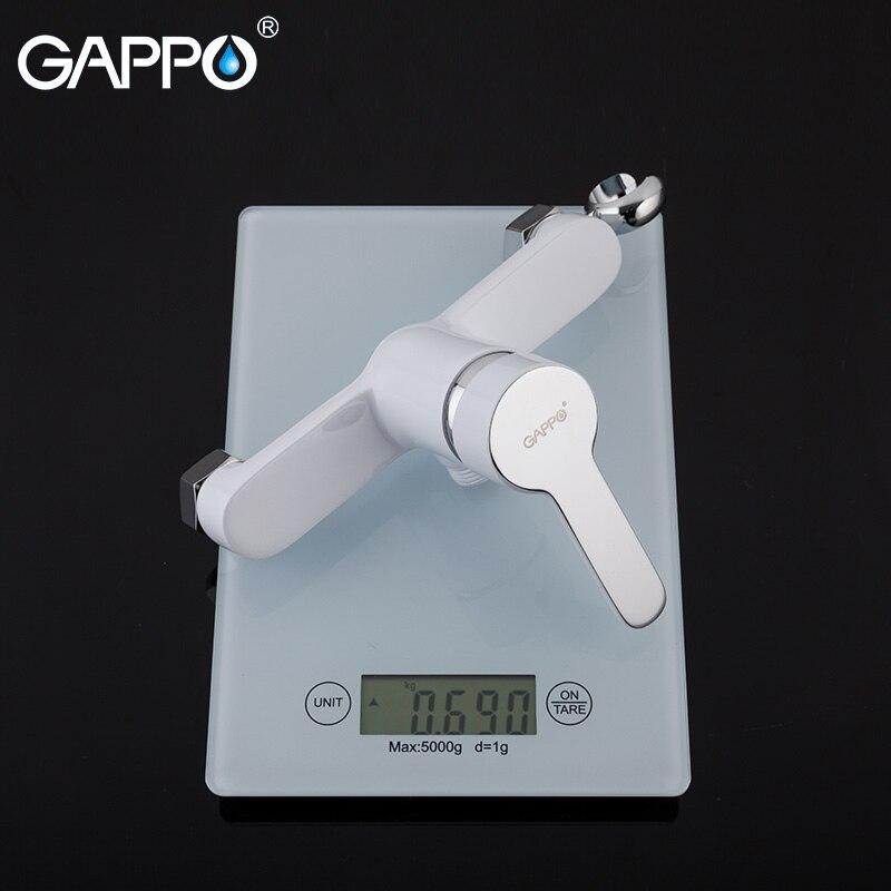 GAPPO Bidet Faucet white toilet shower bidet hand shower faucet ...