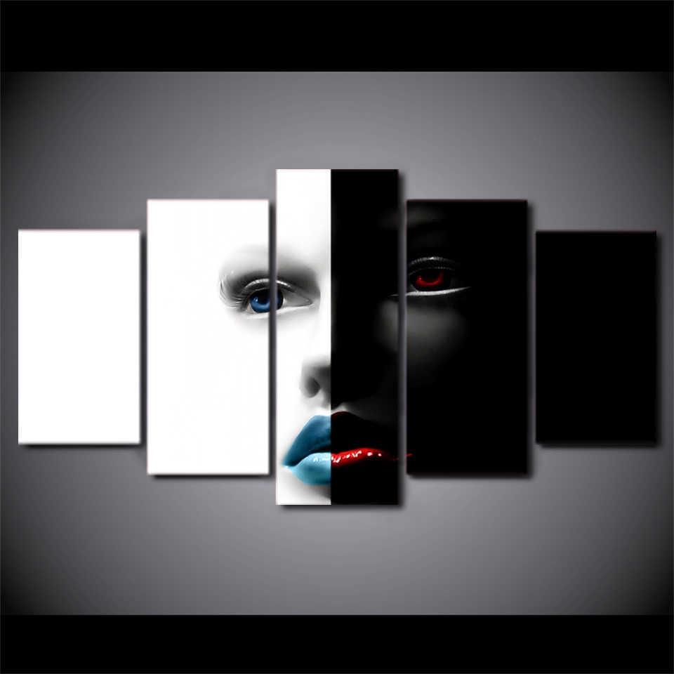 Топ в рамке 5 шт./компл. фильм плакат серии настенное искусство для декора стен картина для оформления Дома Краска на холсте/бесплатное искусство-пять-6