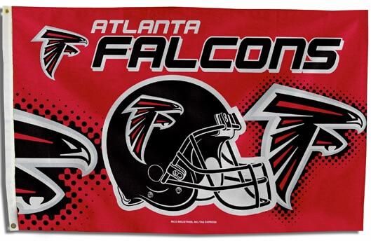 Frete grátis bandeira bandeira 3x5FT EUA NFL Atlanta Falcons capacete  versão do furo do metal 100% de poliéster de impressão digital de alta  qualidade 0957417f411