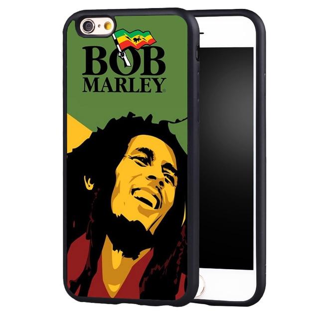 bob marley iphone 6s plus case