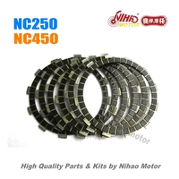 5 NC250 Parts Clutch plate ZONGSHEN Engine NC RX3 ZS177MM (Nihao Motor) KAYO Motoland BSE Megelli Asiawing Xmoto