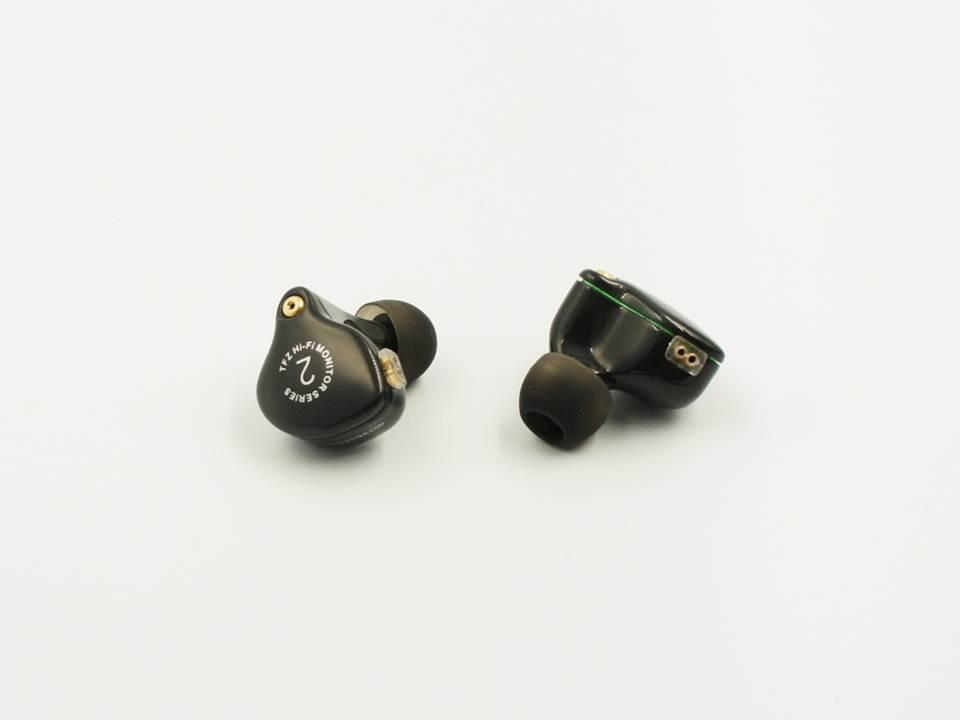 TFZ SERIES 2 Dynamic Driver HiFi Audiophile 2 pin Detachable In ear Earphone IEMs