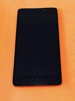 Écran lcd Écran + Écran Tactile + Cadre pour Lenovo K3 Note K50-t3s MTK6752 Octa base 5.5