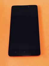 ЖК дисплей + сенсорный экран + рамка для Lenovo K3 Note, Восьмиядерный процессор MTK6752, FHD 5,5 дюйма, бесплатная доставка