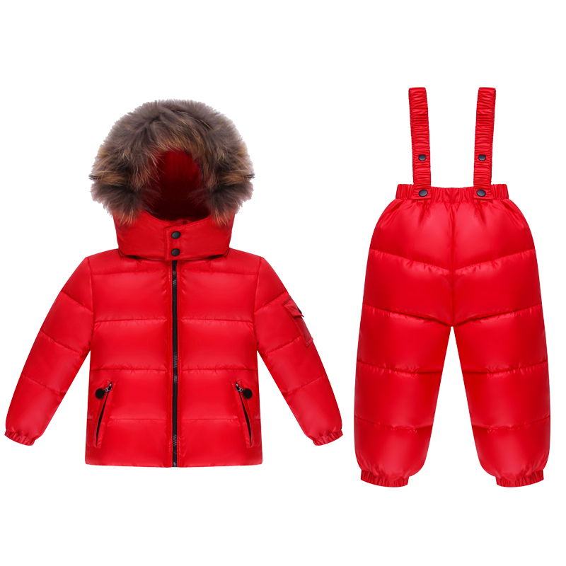 2018  official store winter Childrens Clothing sets down boys clothing , kids outerwear & coats for Girls jackets snow2018  official store winter Childrens Clothing sets down boys clothing , kids outerwear & coats for Girls jackets snow
