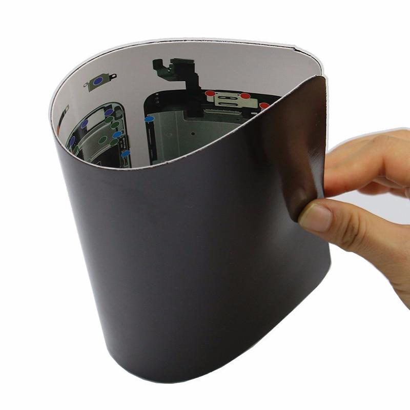 9tk käsitsi mobiiltelefoni magnetiline matt 20 * 25cm kruvikeerajaga - Tööriistakomplektid - Foto 5