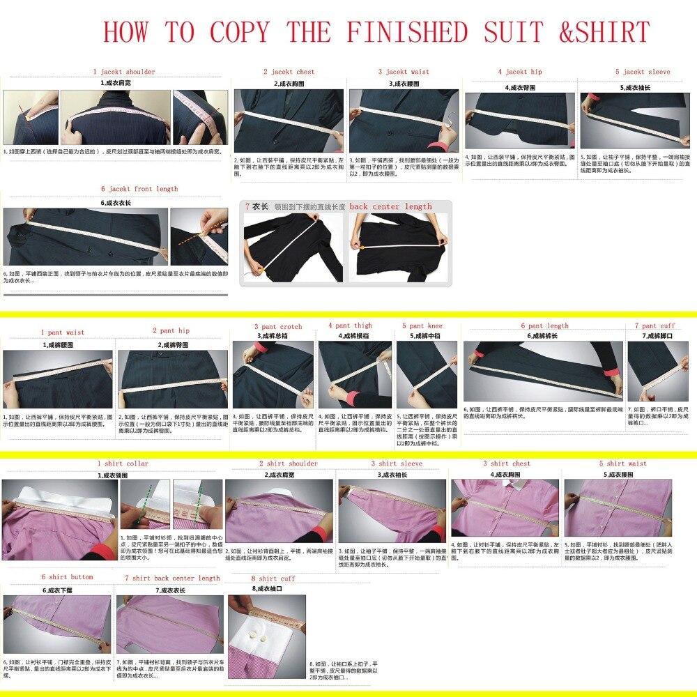 Sur mesure Pour Hommes sur mesure chemises florale coton formel d'affaires de mariage articles chemisier gris paisley fleur mode david - 5