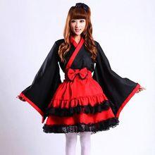 Kagero Project Sakura Jasmine Cosplay Costume Kozakura Mari Dress Alice In Wonderland Anime Halloween for Women