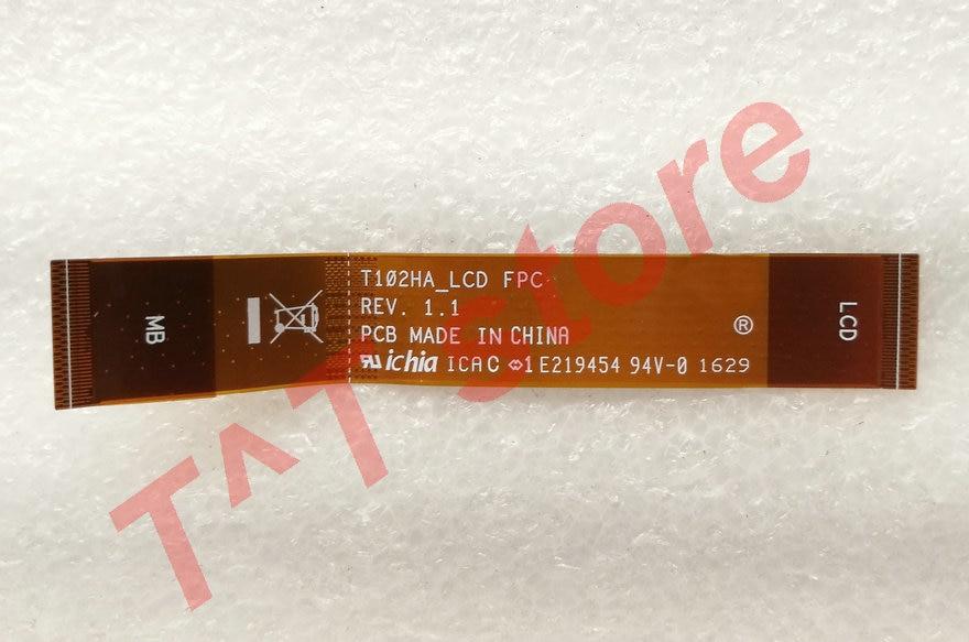 Original pour Asus transformateur MINI T102H T102HA LCD câble flexible T102HA_LCD FPC test bonne livraison gratuite