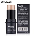1pc Brand New Magical Halo PRO Face Series Shimmer Stick Whiten Brighten Highlighter Contour Concealer Silver Bronzer 3D Makeup
