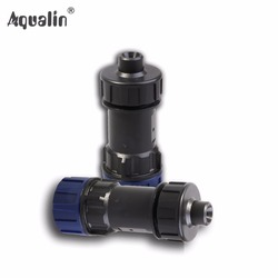 2PCS 3/4 Garden Pressure Reducing Valve Constant Flow Valve Used in Water Timer , Drip Irrigation ,Watering Kits #27129