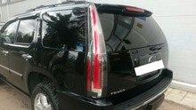 VLAND производитель аксессуар для автомобиля задний фонарь для пригородный Тахо задний фонарь 2015-2017 для tahoe с DRL + обратный + тормоз