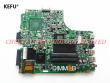 KEFU CN-0MRWW4 MRWW4 FOR DELL INSPIRON 3421 5421 laptop motherboard I3-2365M mainboard 12204-1 DNE40-CR PWB:5J8Y4 REV:A00(China)