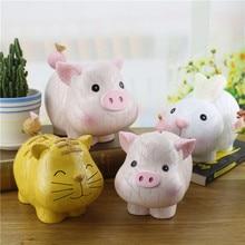 Creative Zodiac Animal Piggy Bank Girl Birthday Gift Home Decoration Pig Child