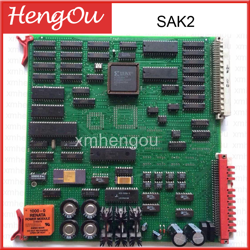 Sak2 heidelberg SAK-2 circuit board 91.144.5072/02 00.785.0215 heidelberg ltk500 compatible board part number 91 144 8062 00 781 9689 98 198 1153 sophisticated materials new circuit design