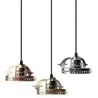 E27 E26 Lamp Base Vintage Antique Industrial Ceiling Chandelier Pendant Light Bulb Bar Droplight Lamp Holder