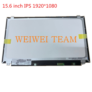"NV156FHM-N43 V8.0 for BOE 72% NTSC Gamut IPS Screen 1920x1080 FHD Full HD NV156FHM N43 15.6"" Laptop LCD Screen Matte(China)"