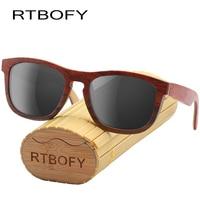 RTBOFY 2017 Hot sale Wooden Sunglasses Square Adult Multi storey Wood Fashion Designer Glasses Men Polarization 100% Sunglass