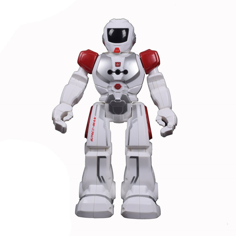 цена на Electric Action Dance Toys Smart Space Robot Electric Soldier Walking Dancing Robot Remote Control Toys for Kids Gift Toy Hot