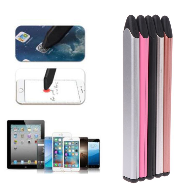 Universal Flat Tablet Touch Screen Pen Capacitive Stylus Pen Pencil Replacement For IPad IPhone Mobile Phones Tablet PC Accessor