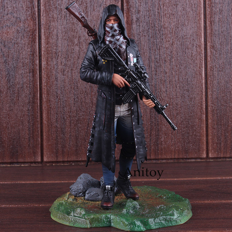 PUBG Figure Action Playerunknown's BattleGrounds The Ultimate Life & Death Fight PVC Collectible Model Toy