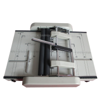 High reliable Automatic stapler and paper folding machine electric folding machine