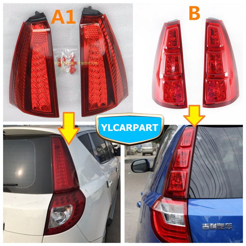 Geely Emgrand X7 EmgrarandX7 EX7 SUV ,Car taillights,Rear lights, Brake light,Column light assembly geely emgrand x7 emgrarandx7 ex7 suv car front fog lights seat cover box frame assembly