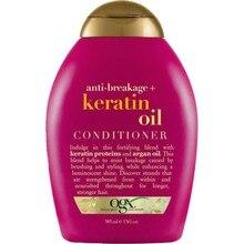 Кондиционер OGX  против ломкости волос с кератиновым маслом 385 мл