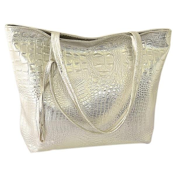 tftp-solid-crocodile-faux-leather-women-tote-bag-gloden-silver-black-fashion-handbag-large-capacity