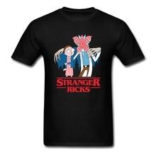 Tops Stranger T-Shirt Mouw