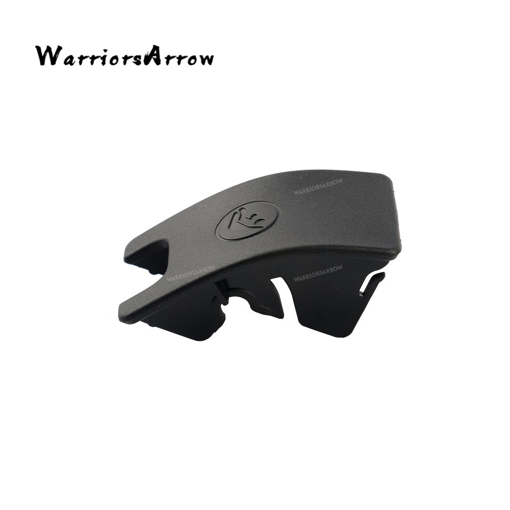 Grey Color  Car Rear Seat Isofix Slot Trim Cover For AUDI A4 B8 A5 8T0887187